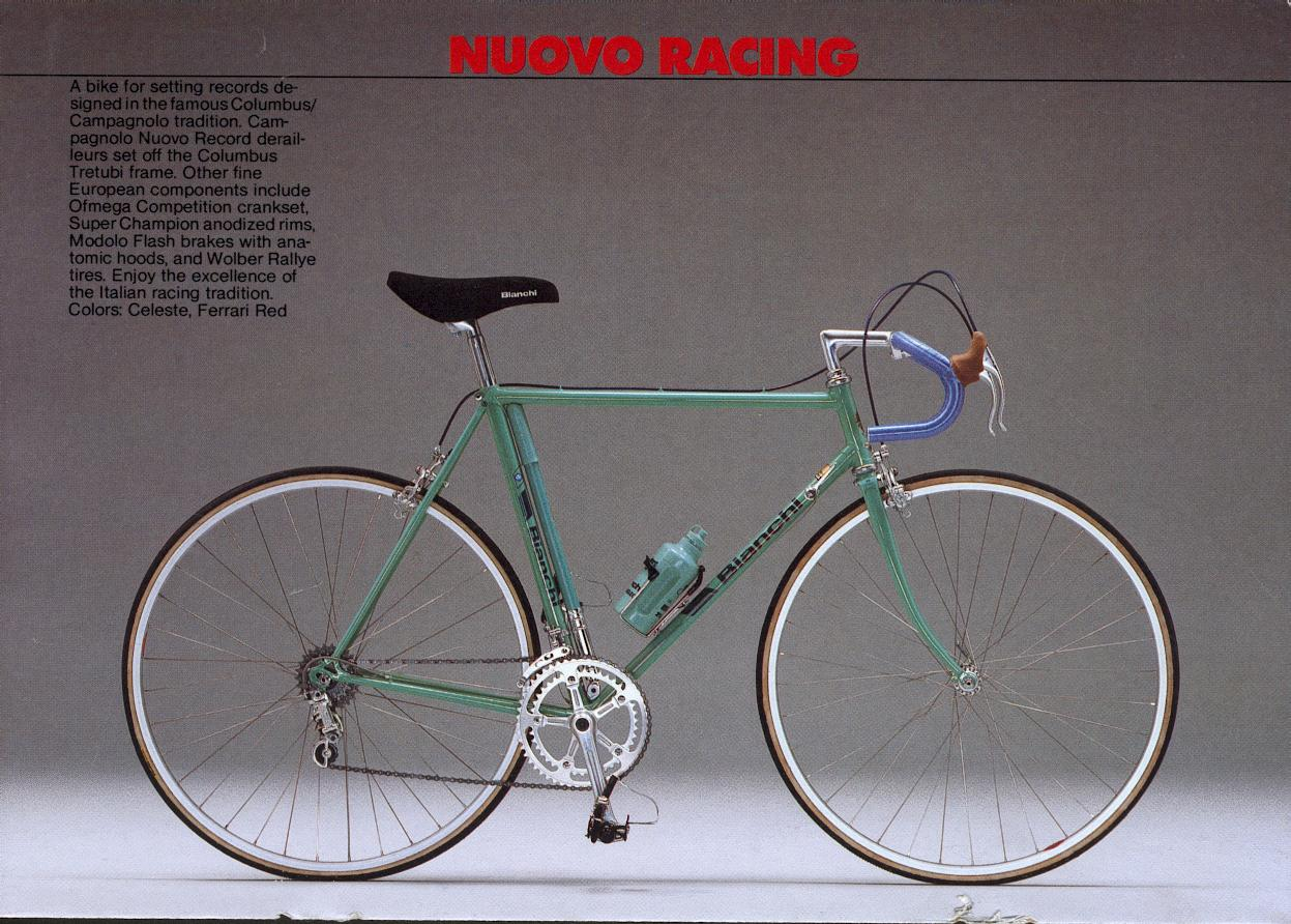 Vintage Bianchi Models?... or, Help Me Deal with My New Crush - Bike Forums