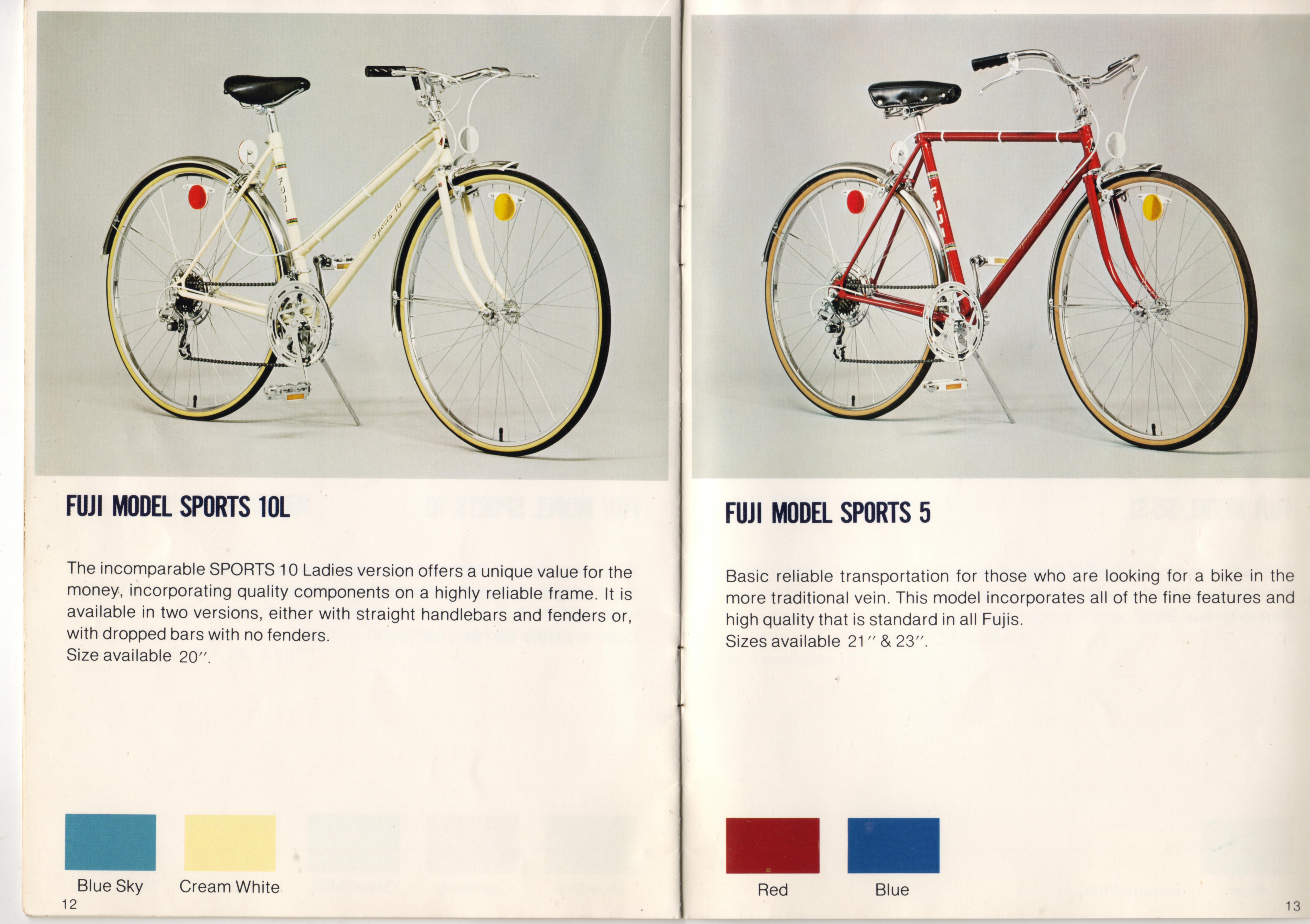 Fuji Serial Number Database - Bike Forums