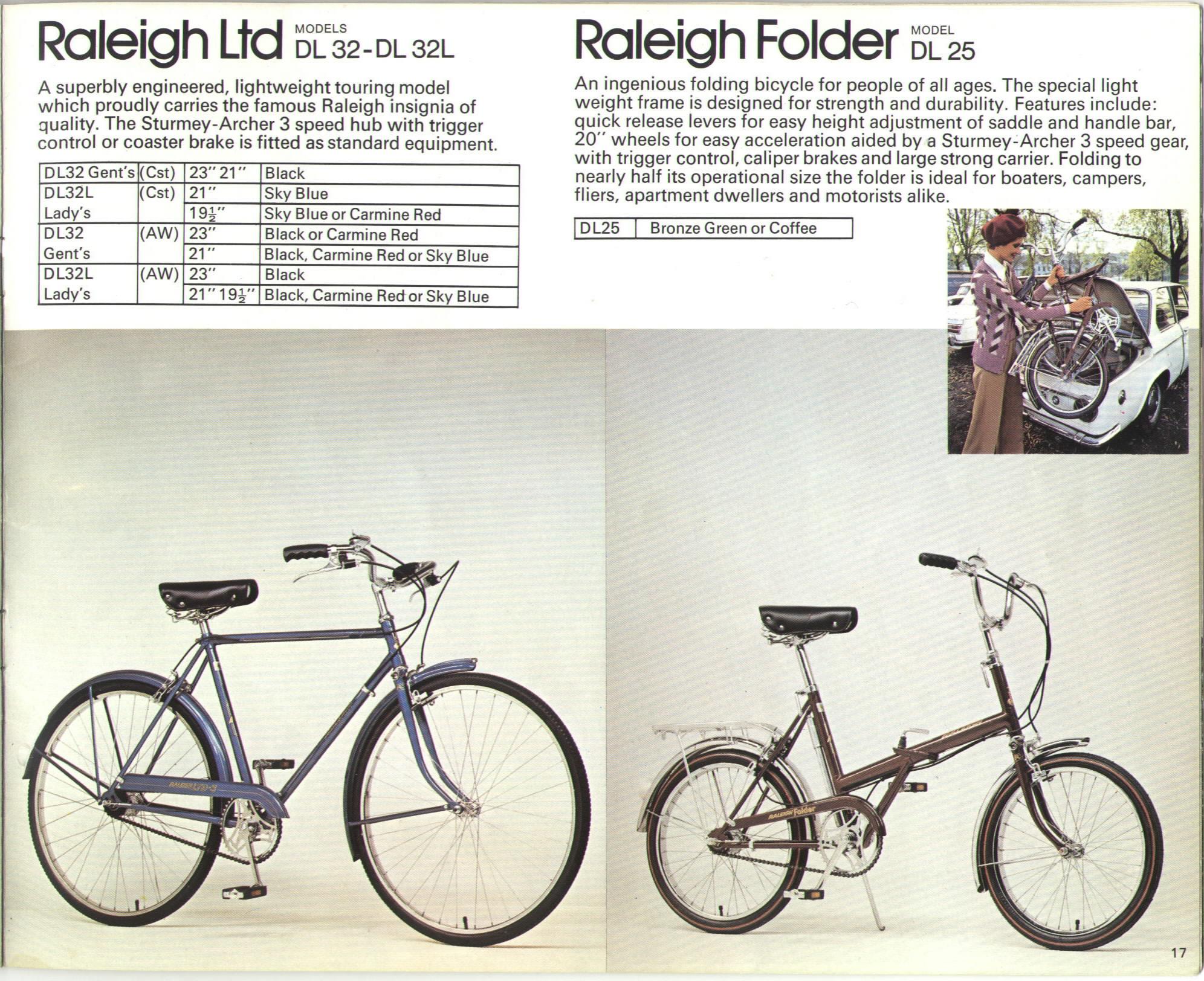 My Raleigh Twenty 650c Page 3 Bike Forums