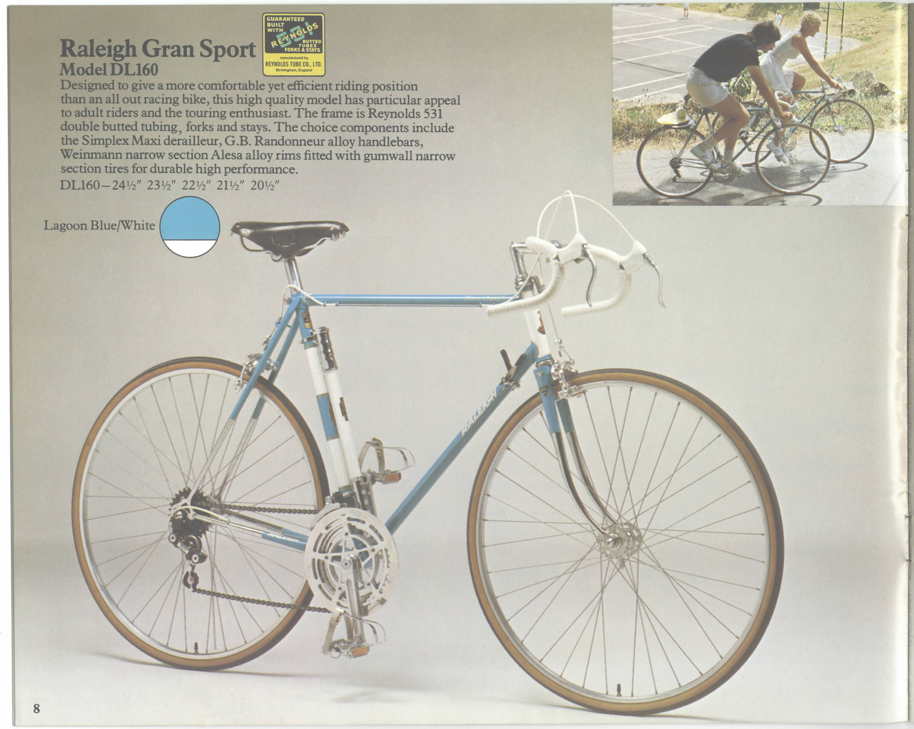 Raleigh Gran Sport Bike Forums